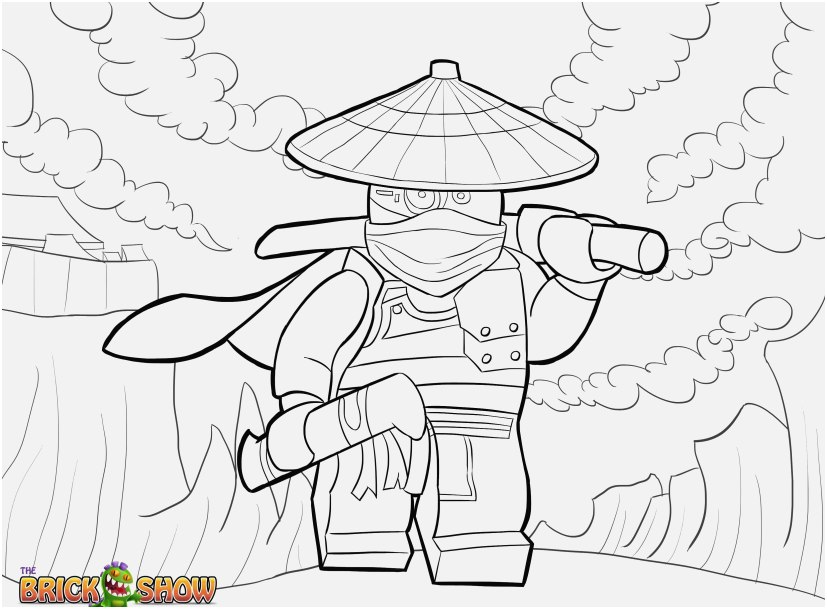 827x609 The Ideal Picture Ninjago Coloring Pages Good Looking
