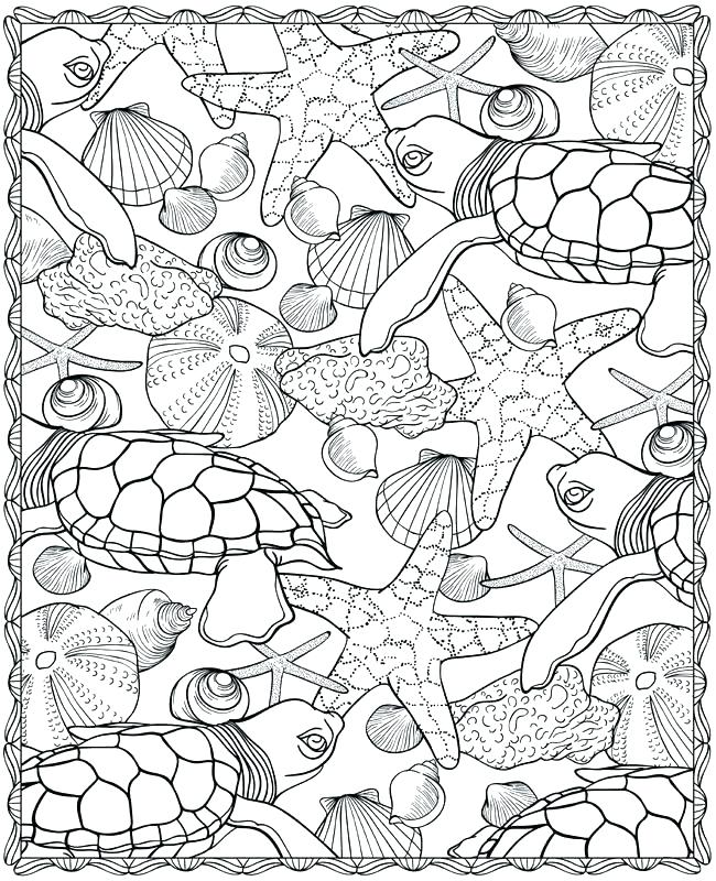 picture about Free Printable Ocean Pictures named Absolutely free Printable Ocean Coloring Internet pages at