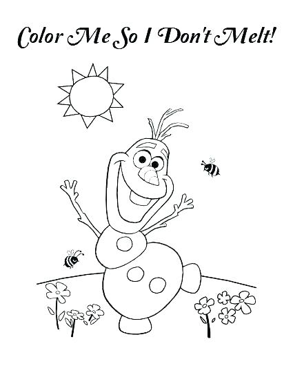 photo relating to Olaf Printable Coloring Page known as No cost Printable Olaf Coloring Internet pages at  Totally free
