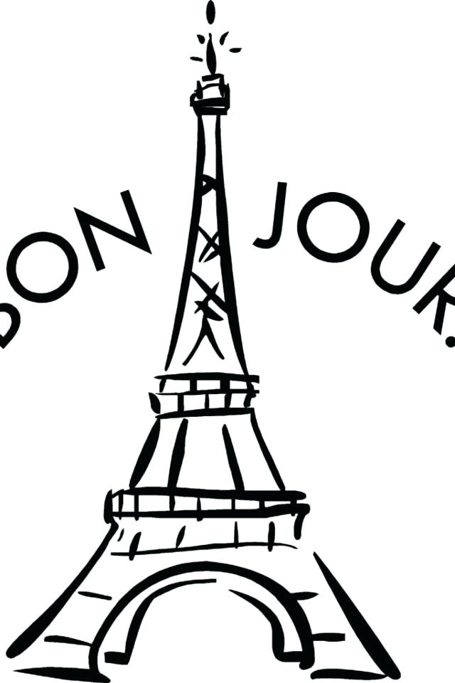640x960 Tower Coloring Page Coloring Squared Tower Coloring Page Eiffel