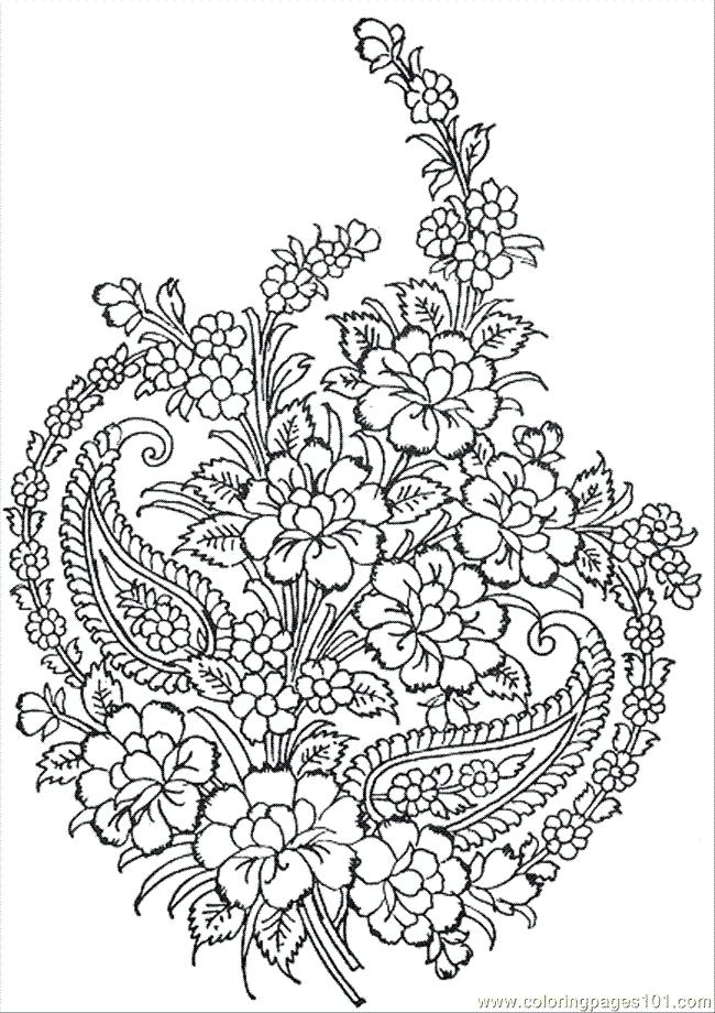 650x920 Pattern Color Pages Free Printable Pattern Coloring Pages Pattern