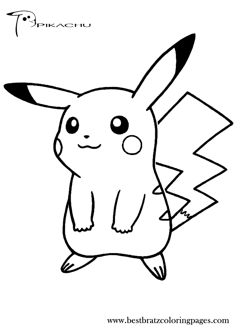 800x1120 Pikachu Coloring Pages Lovely Free Printable Pikachu Coloring