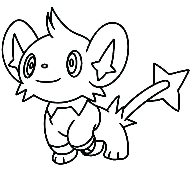 678x600 Pokemon Pikachu Coloring Pages Happy Coloring Page More Coloring