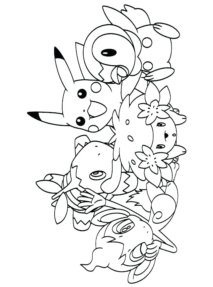 736x992 Coloring Pages Pikachu Free Printable Coloring Pages Coloring