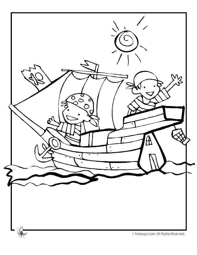 680x880 Pirate Coloring Page Pirate Coloring Pages Printable Pirate