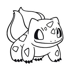 Free Printable Pokemon Coloring Pages At Getdrawings Com