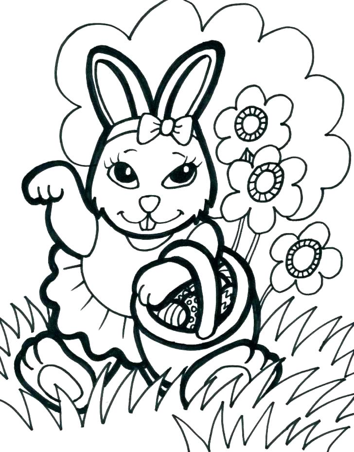 728x929 Free Easter Coloring Pages For Preschoolers Bible Coloring Pages