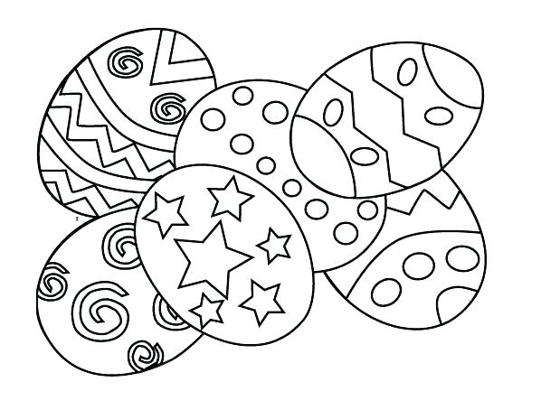 598x454 Religious Easter Coloring Pages For Preschoolers Printable Free