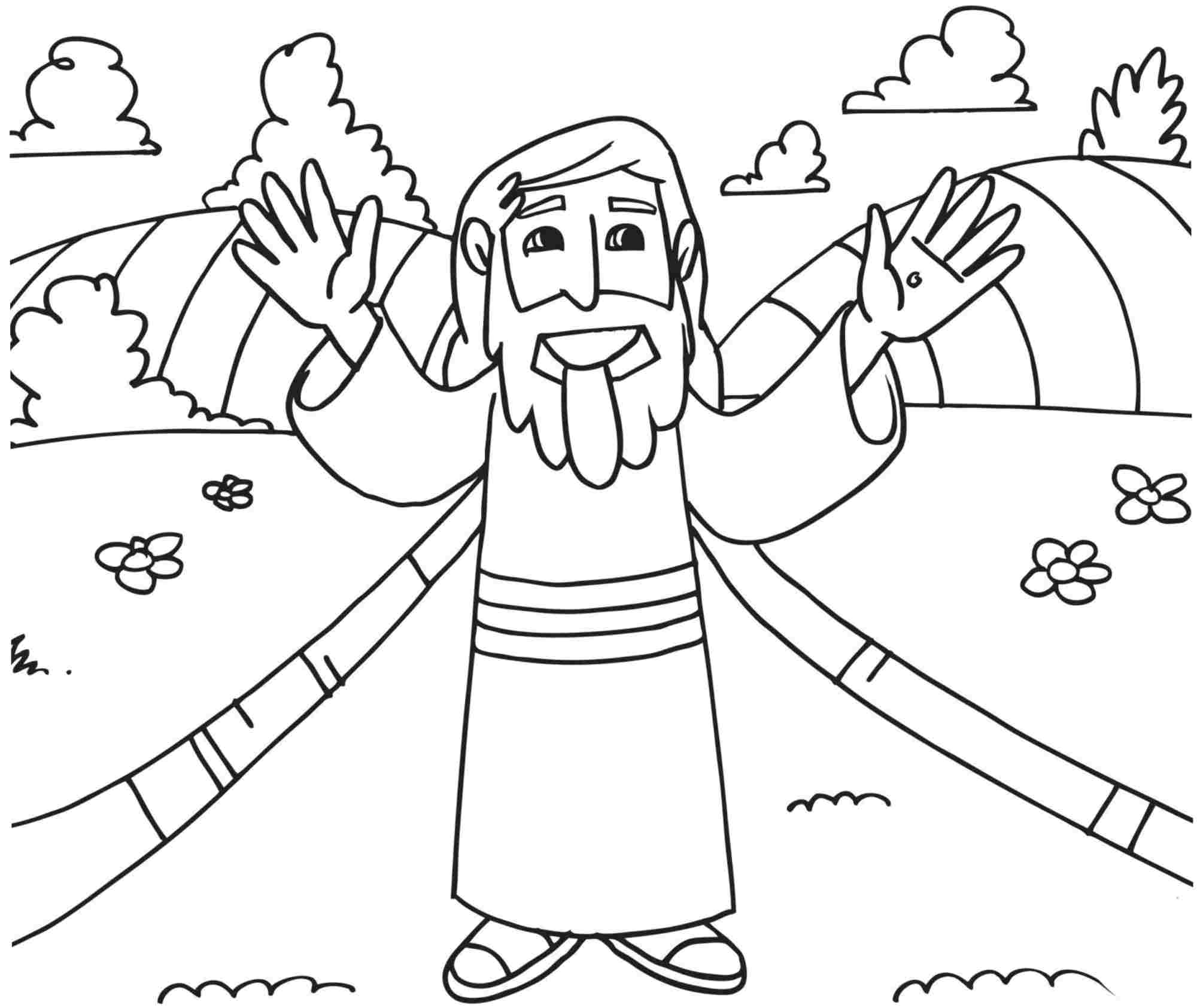 2000x1684 Bright Idea Easter Coloring Pages Religious Printables