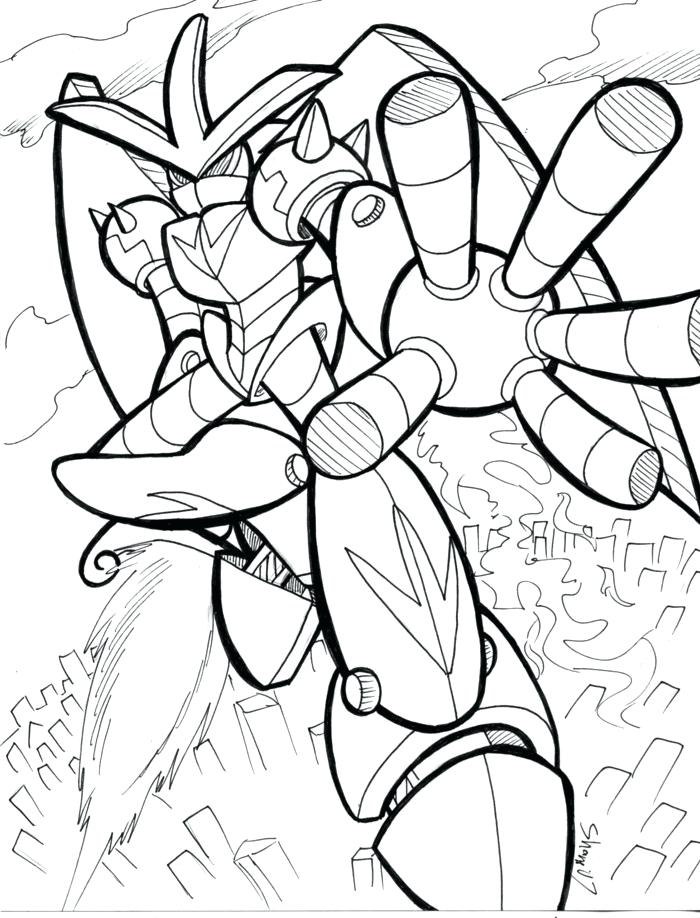 700x918 Coloring Pages Robot Free Printable Robot Coloring Pages Free