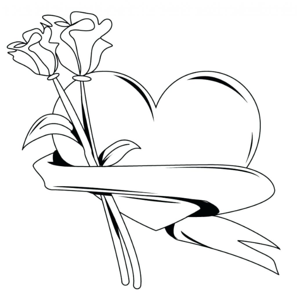 1024x1040 Coloring Pages Rose Coloring Pages Innovative Pictures To Color