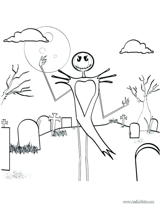 618x799 Scarecrow Coloring Page Scarecrow Body Ng Sheets Human Skeleton Ng