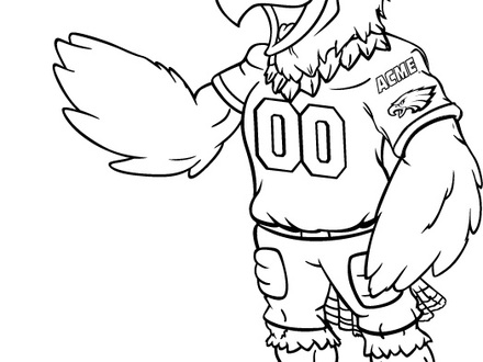 Free Printable Seahawks Coloring Pages