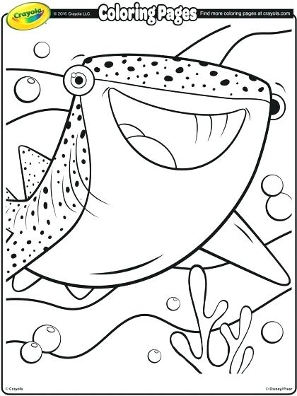 picture regarding Free Printable Shark Coloring Pages named Free of charge Printable Shark Coloring Web pages at