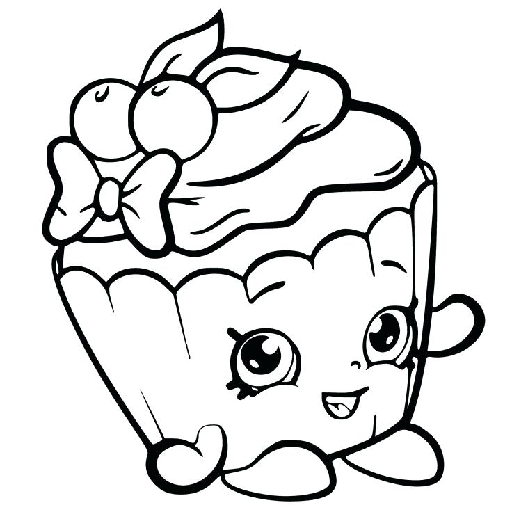 This is a graphic of Shopkins Printable inside ice cream