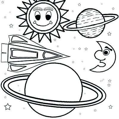 400x400 Solar System Coloring Page Free Coloring Pages Of The Solar System