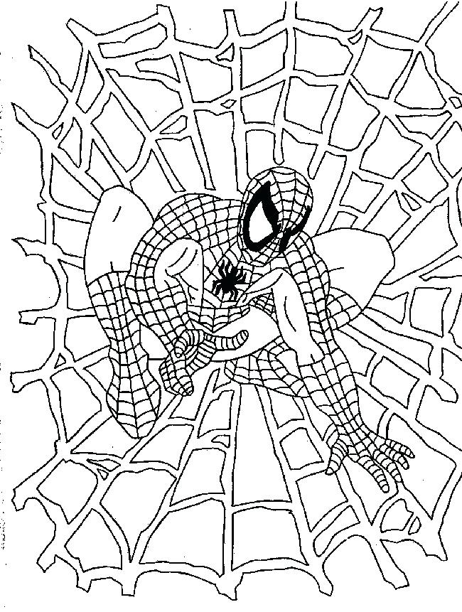 650x861 Free Printable Spiderman Coloring Pages Wonderful Coloring Pages
