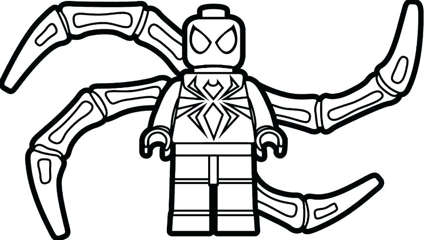878x494 Free Spiderman Coloring Pages Coloring Pages Super Avengers