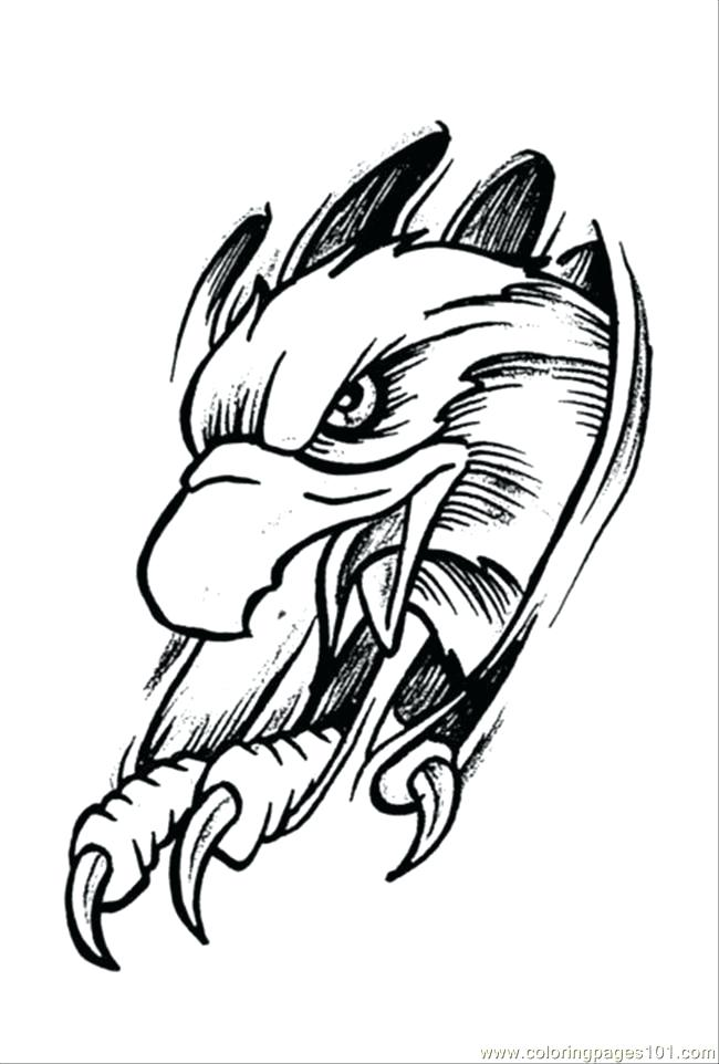 Free Printable Tattoo Coloring Pages