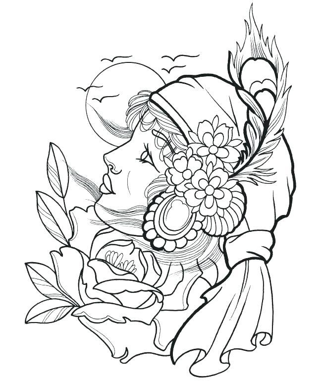 650x769 Tattoos Coloring Pages Tattoos Coloring Pages Tattoo To Print As