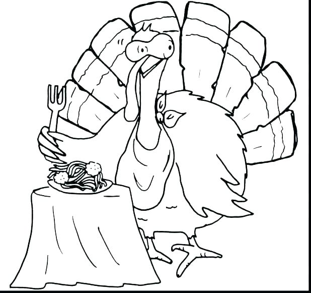 picture regarding Free Printable Turkey named Cost-free Printable Turkey Coloring Web pages at