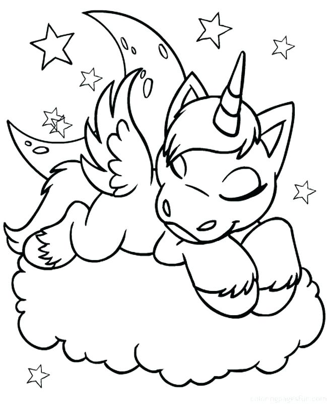 Free Printable Unicorn Coloring Pages at GetDrawings ...