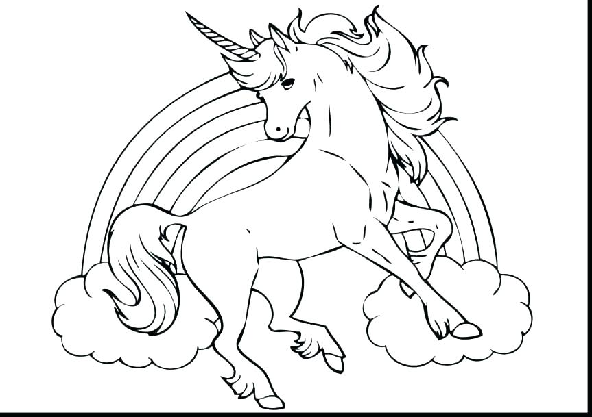 photo regarding Printable Unicorn Coloring Pages named Totally free Printable Unicorn Coloring Web pages at