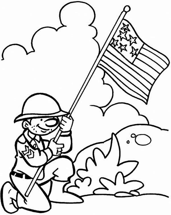 Free Printable Veterans Day Coloring Pages at GetDrawings ...