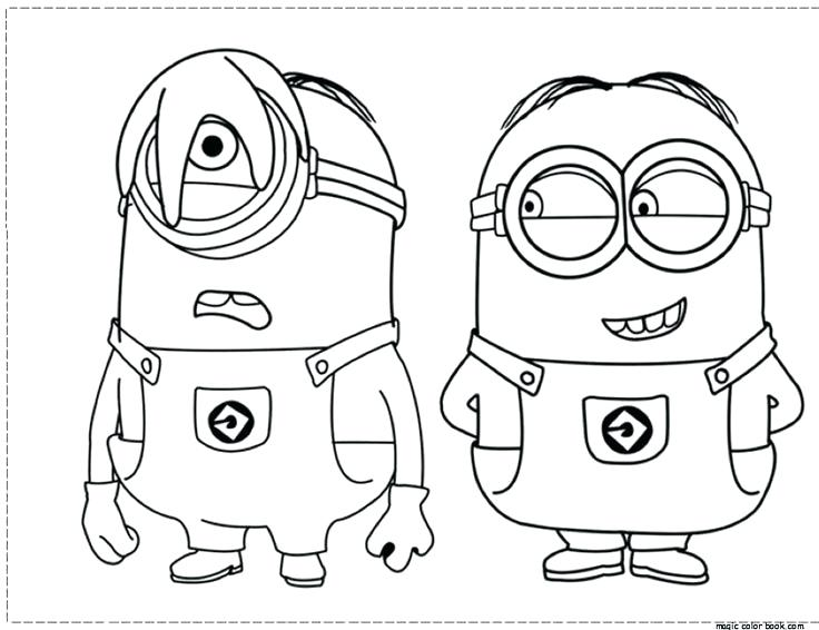 736x566 Minion Walking Dead Coloring Pages Free Coloring Pages Printable