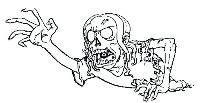 700x362 The Walking Dead Coloring Pages The Walking Dead Coloring Pages