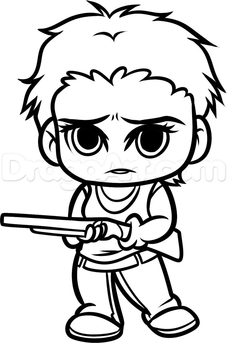 736x1113 Walking Dead Coloring Pages Printable Free Coloring Pages