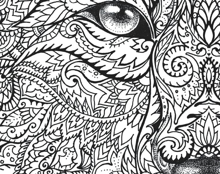 Free Printable Wolf Coloring Pages at GetDrawings.com | Free ...