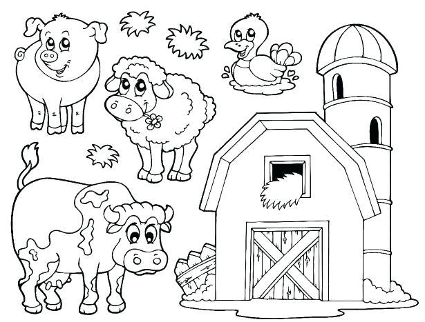 615x467 Free Printable Zoo Animals
