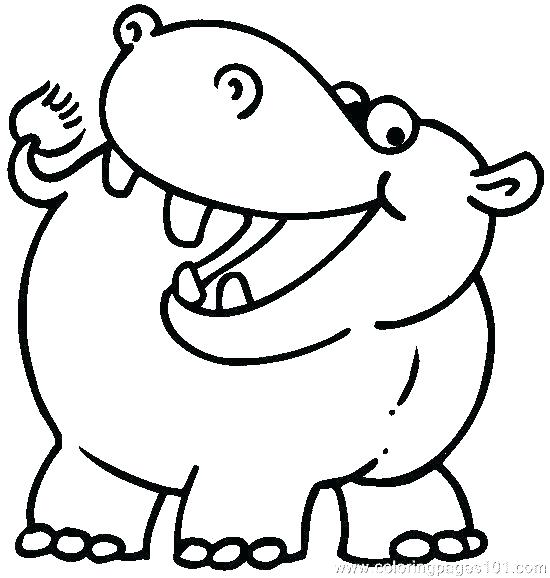 550x578 Animal Coloring Pages Printable Zoo Animals Coloring Page Zoo