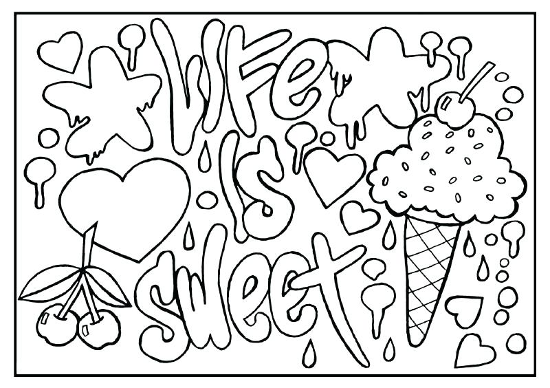 800x564 Free Printable Inspirational Quotes Coloring Pages Spectacular