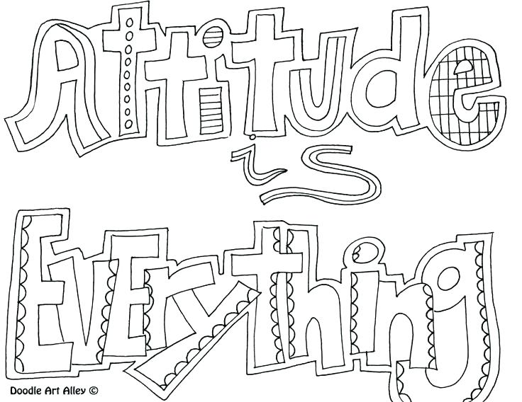 736x568 Inspirational Quotes Coloring Pages Free Packed With Also Bo