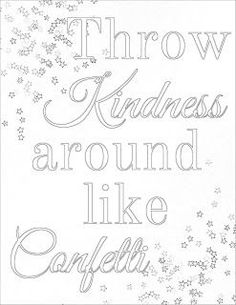 236x305 All Quotes Coloring Pages Great To Trace Onto Canvas! For Da