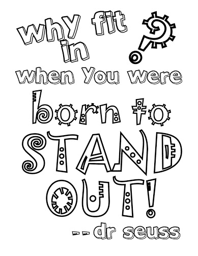 389x504 Dr Seuss Quotes Coloring Pages Displaying Seuss Coloring Page