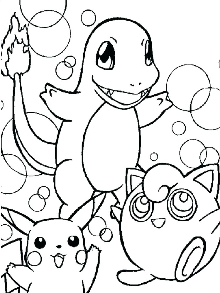 750x1000 Pokemon Printable Coloring Pages Coloring Sheets Free Coloring