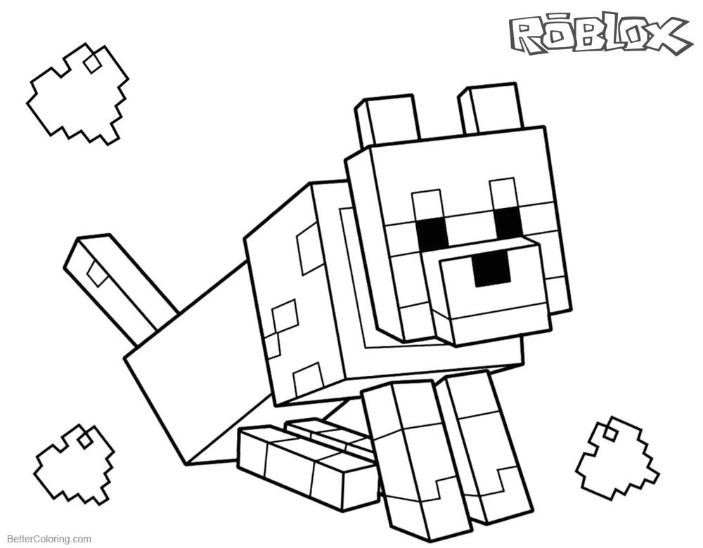 1000x780 Free Roblox Coloring Pages Fresh Fresh Roblox Coloring Pages