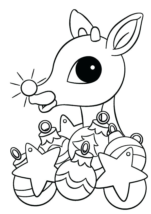 595x842 Rudolph Coloring Page Last Updated May Santa Claus And Rudolph