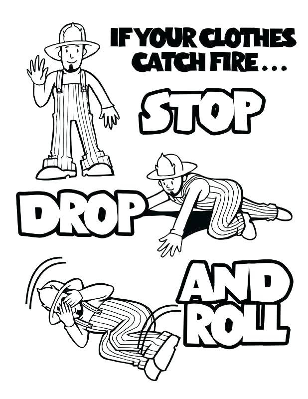 618x800 Stranger Danger Coloring Pages Safety Coloring Pages Fire Safety