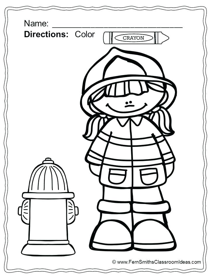 736x952 Fire Coloring Sheets Free Stunning Fire Safety Coloring Pages