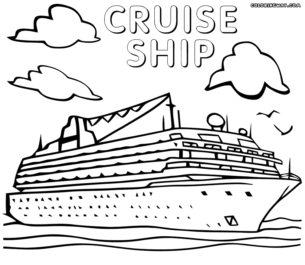 1000x869 Unique Ships Coloring Pages Design Printable Coloring Sheet