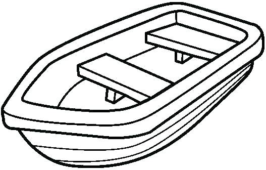 527x336 Coloring Pages Of Boats Boat Coloring Pages For Preschool Free