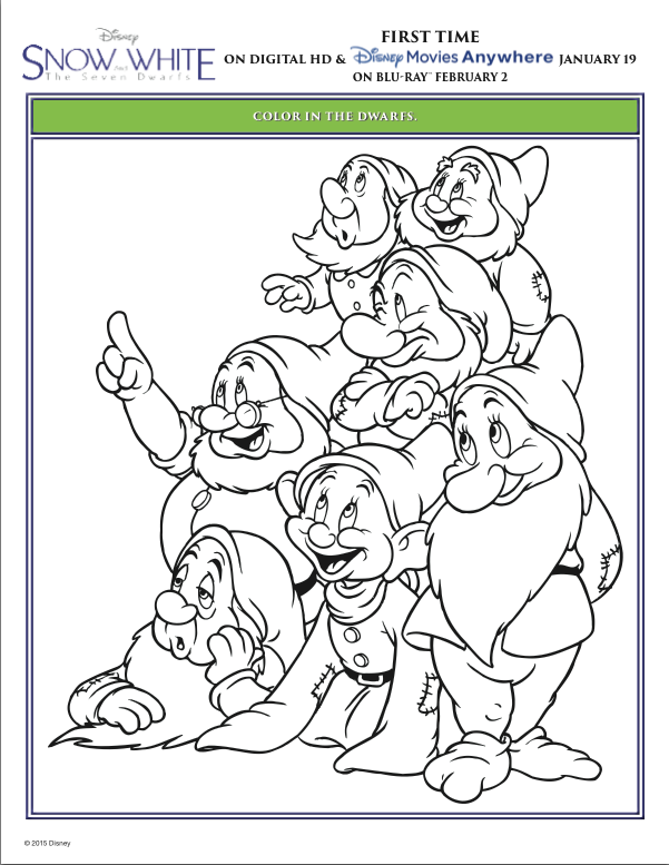 601x777 Mirror, Mirror On The Wall, Who Has Free Snow White Coloring Pages