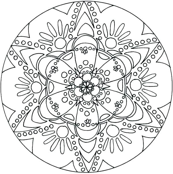 Free Snowflake Coloring Pages At Getdrawings Com Free For Personal