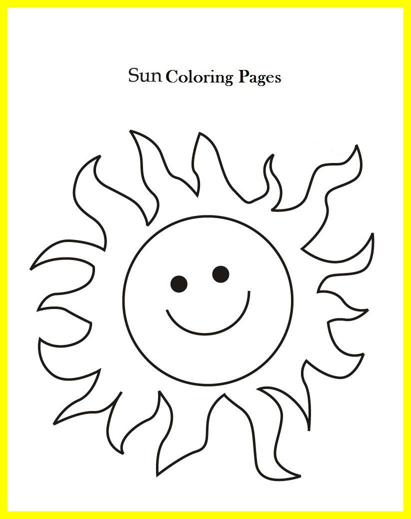 822x1038 Best Sun Coloring Pages Printables Solar System And Pict Of Trends