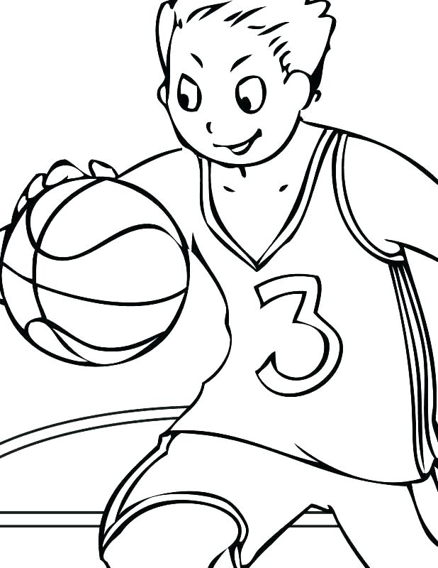 618x800 Printable Sports Coloring Pages Volleyball Coloring Pages