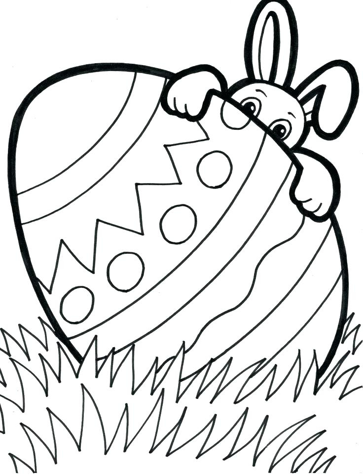 736x962 Unique Spring Easter Holiday Adult Coloring Pages Designs Fun Time